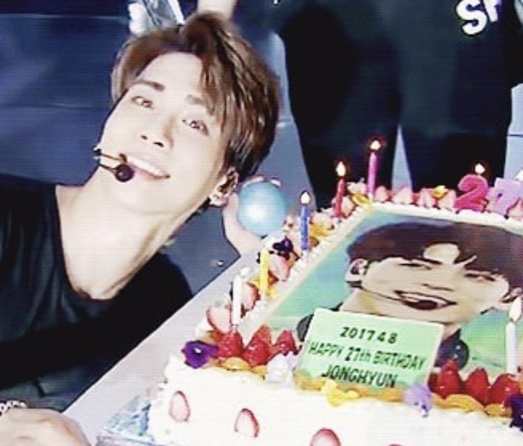 Dance Diary: Happy birthday Jonghyun!