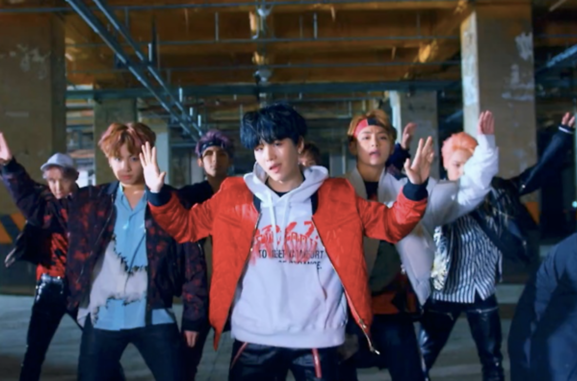 Dance diary: BTS 'Dope' and 'Not Today' – Shinin': Kpop kosmos